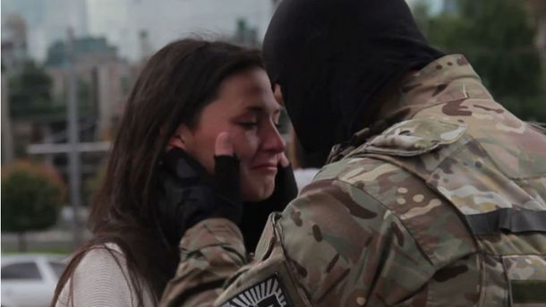 В Україні знімають захоплюючий фільм про війну на Донбасі: з'явився трейлер