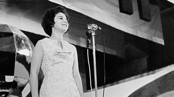 Умерла певица Тамара Миансарова (Архивное фото)