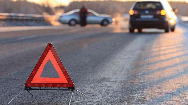 Авто зукраїнськими матросами втрапило втрагічну ДТП