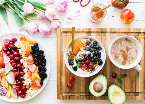 Ученые советуют употреблять больше фруктов и овощей