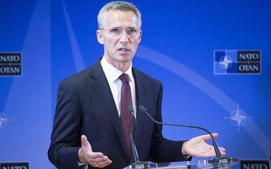 Йенс Столтенберг заявил о разногласиях между НАТО и Россией по Украине