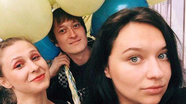 Скандальні Pussy Riot оригінально привітали Сенцова у Москві