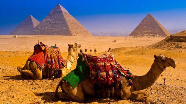 Украинцев призывают избегать путешествий в Египет и Индию