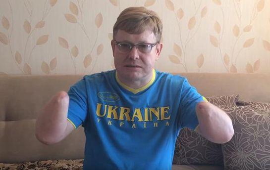До матері Віктора Агеєва звернувся Володимир Жемчугов