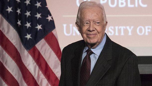 39-ий президент США Джиммі Картер