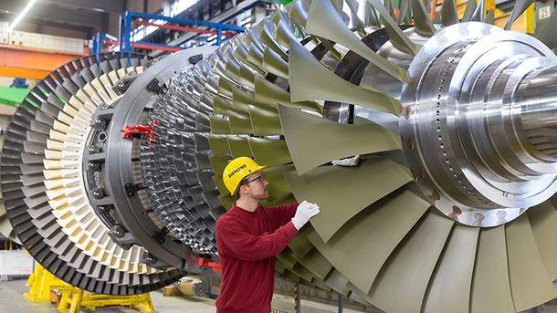 Скандал навколо поставок турбін Siemens в окупований Криму