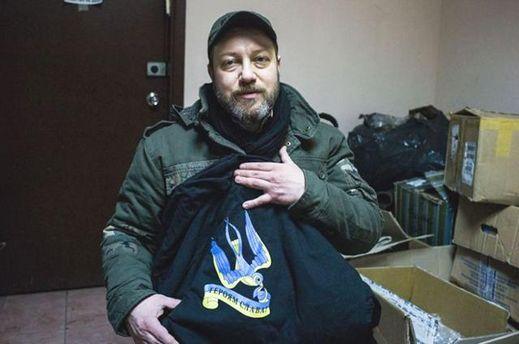 Леонід Краснопольський розповів, як ветерани АТО стають
