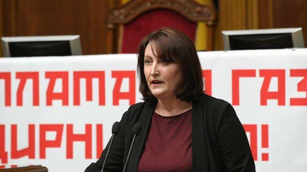 Наталія Корчак