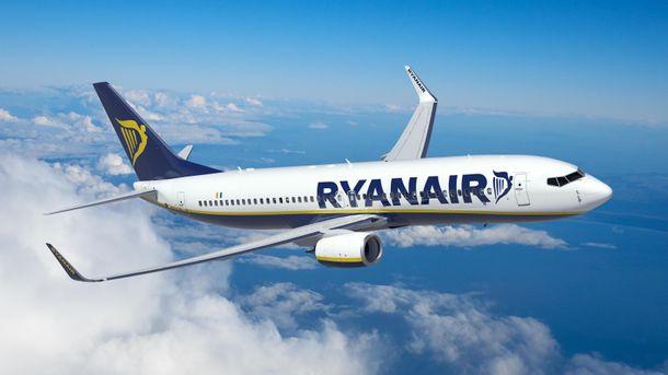 Львів мав контракт з Ryanair