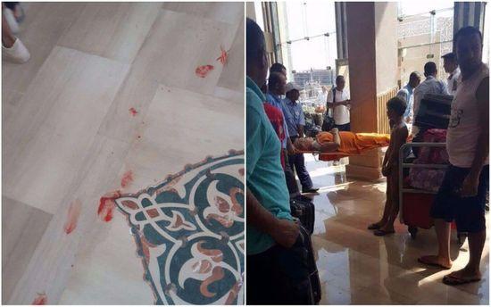 Нападение на туристов в Египте: фото с места происшествия
