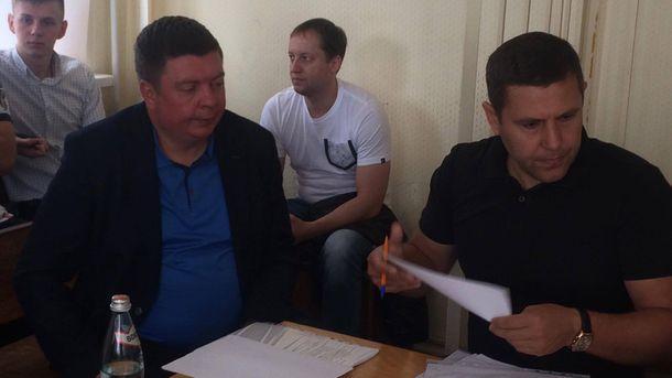 Прокурори вимагають 28 мільйонів гривень застави для директора бронетанкового заводу у Львові