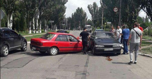 ДТП с пострадавшими произошло в Покровске
