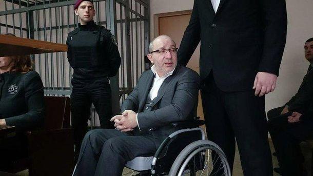 Геннадий Кернес не может ходить после покушения