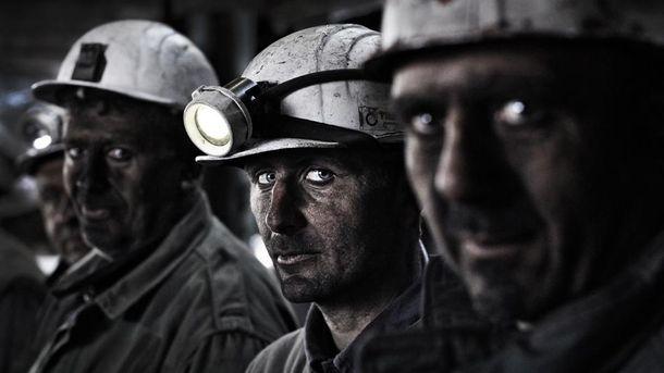 Забастовку под землей устроили шахтеры на Донбассе