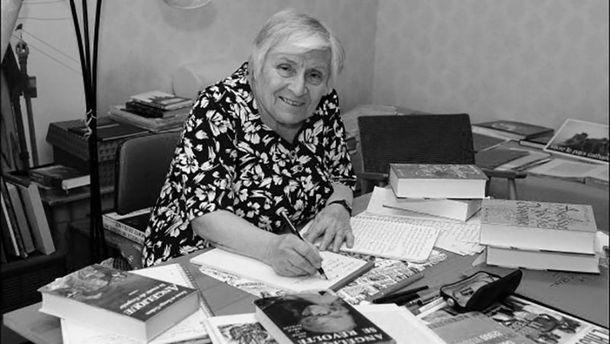 Померла автор романів про Анжеліку