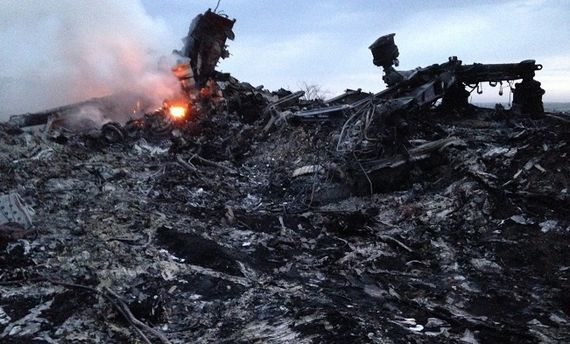 В ОРДО заявили, что приостановили расследование катастрофы МН17