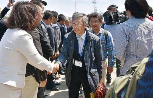 РФ  непустила мэра японского города наКурильские острова из-за санкций