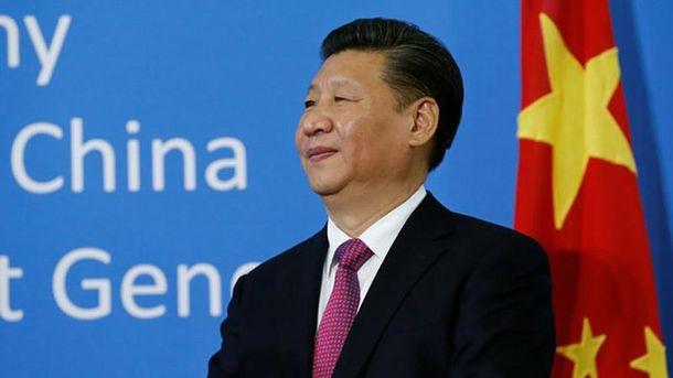 Китайський президент Сі Цзіньпін