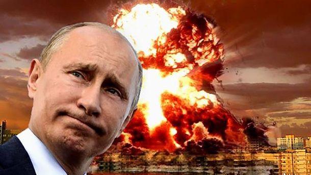 Блогер рассказал, с кем на самом деле ведет войну Россия
