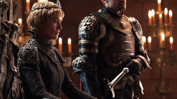 Игра престолов 7 сезон, 1 сереия – Серсея Ланнистер