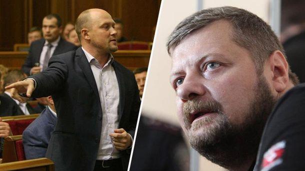 Сергій Каплін та Ігор Мосійчук