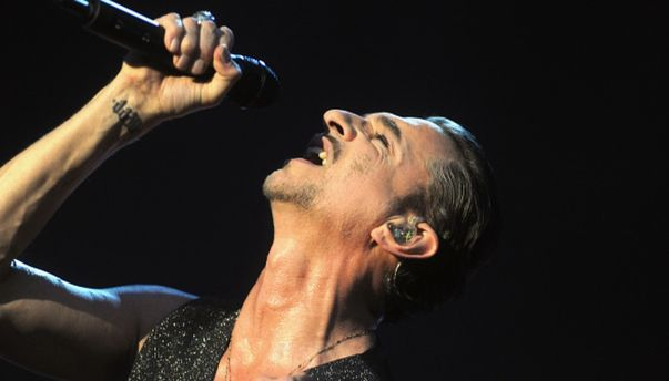 Depeche Mode едут с концертом в Киев 19 июля