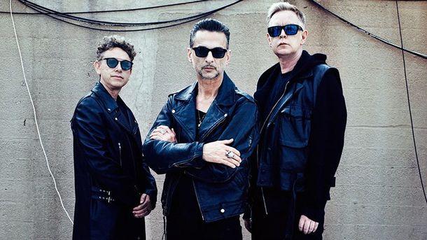 Depeche Mode дадут концерт в Киеве 19 июля