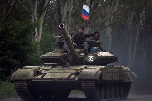 Російські варвари ніколи не підуть із української землі добровільно