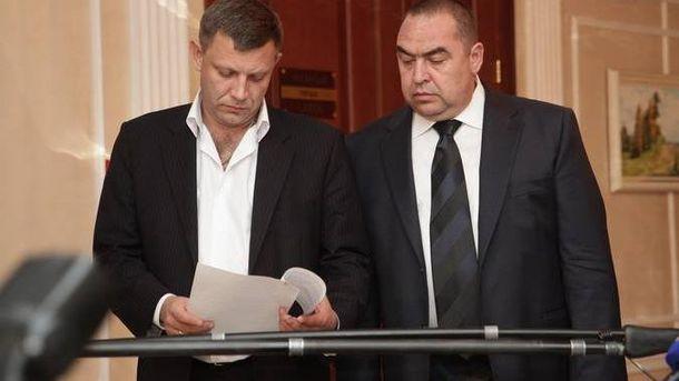 Луганские боевики опровергают