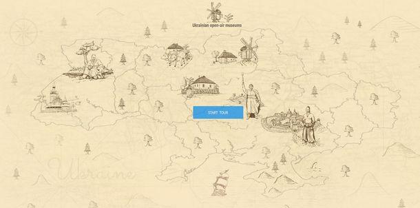 Google оцифровал семь музеев под открытым небом
