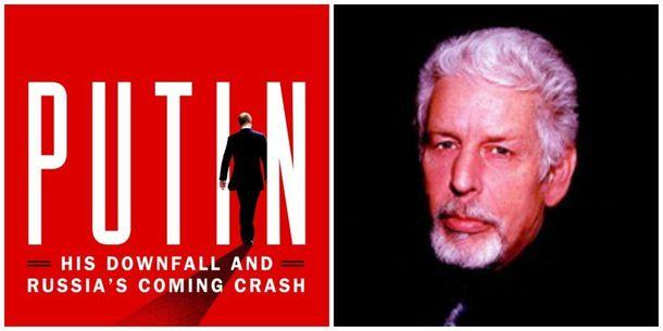 Ричард Лури написал книгу о крахе Путина и России