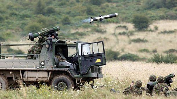 США может предоставить Украине летальное оружие (иллюстрация)