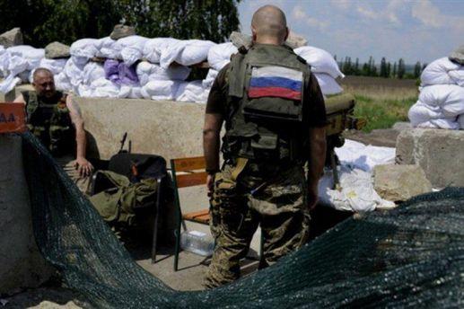 Російські війська на Донбасі