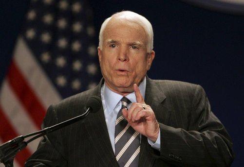 Маккейн: ЗаМалоросію відповідає Росія, потрібна нова стратегія