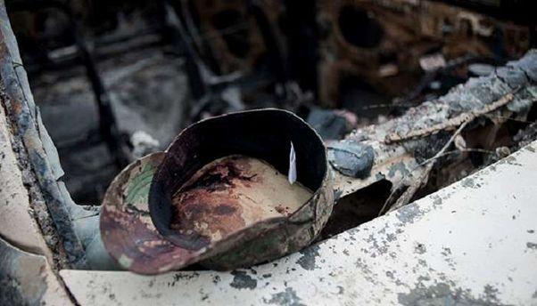 Погибшие на Донбассе