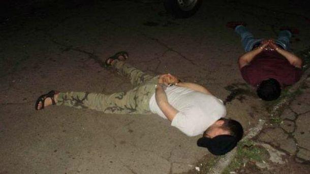 В Киеве задержали опасную банду
