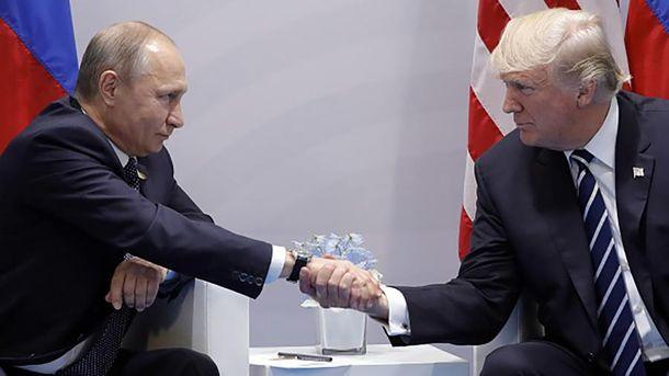 Трамп и Путин встретились дважды?