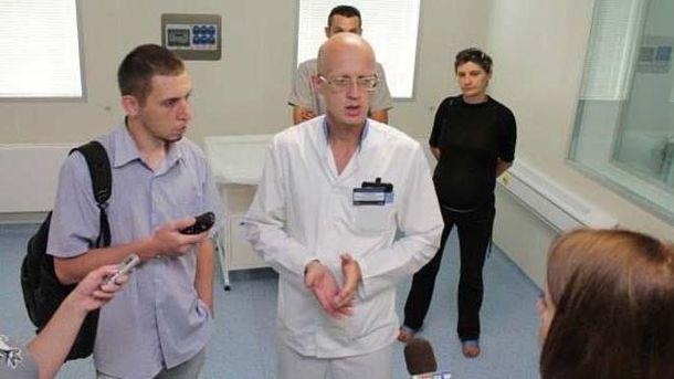 «Народного медперсонала  ЛНР» продвигают навысокий пост вгосударстве Украина