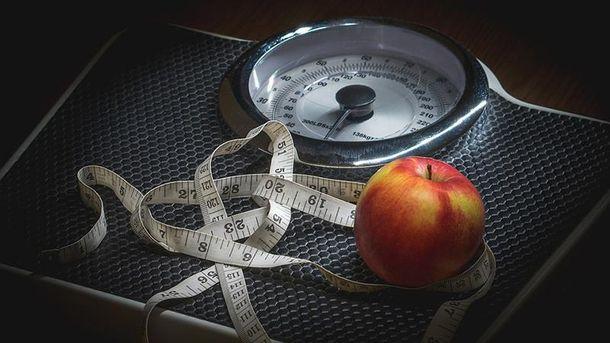 Збільшення маси тіла згубно впливає на здоров'я