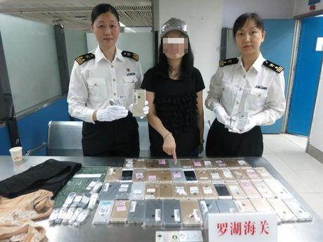 Контрабанда у Китаї