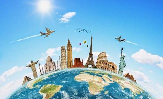 Як організувати подорож без віз в Європу і не тільки