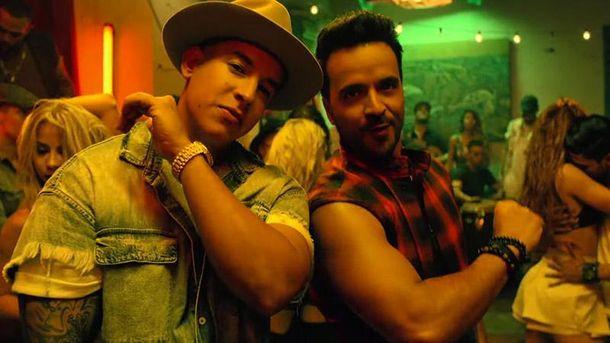 Кадр из клипа Luis Fonsi – Despacito ft. Daddy Yankee