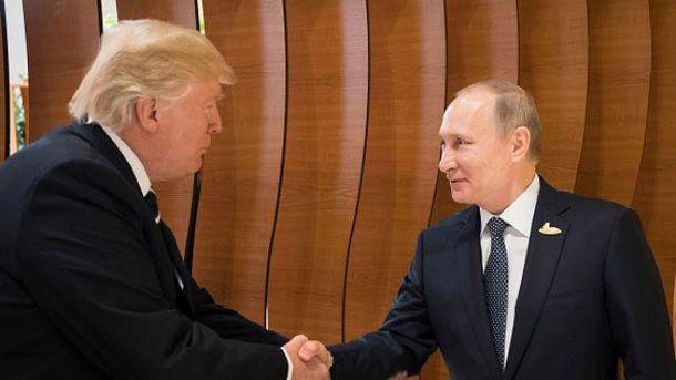 Трамп пошел на уступки Путину