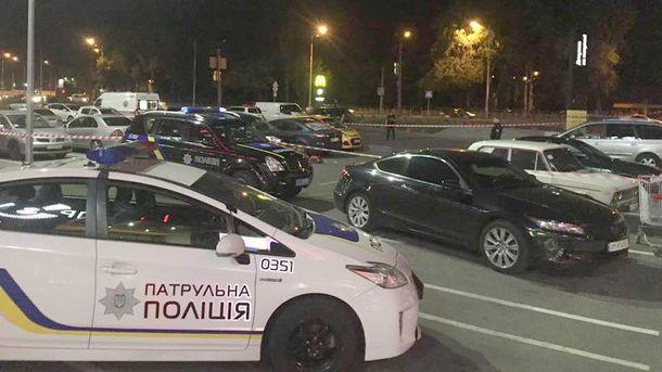 Дерзкое убийство россиянина в Киеве