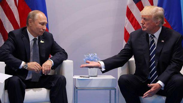 Трамп способствует возрождению величия РФ