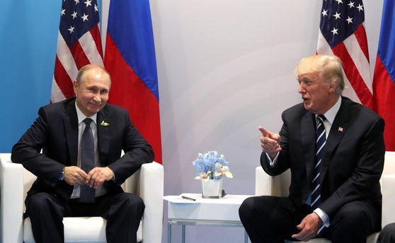 Трамп про «таємну» розмову зПутіним: цебув обмін «люб'язностями»