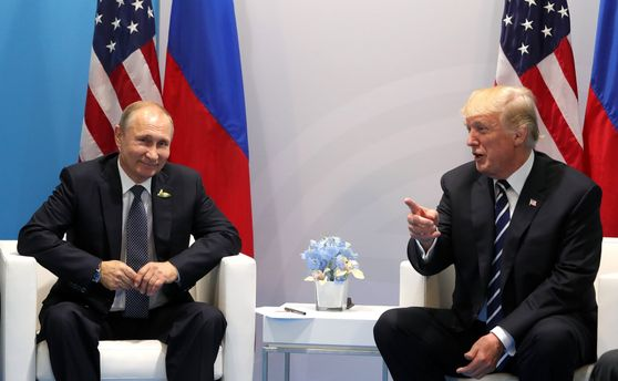 Трамп розповів, про що розмовляв з Путіним під час другої зустрічі