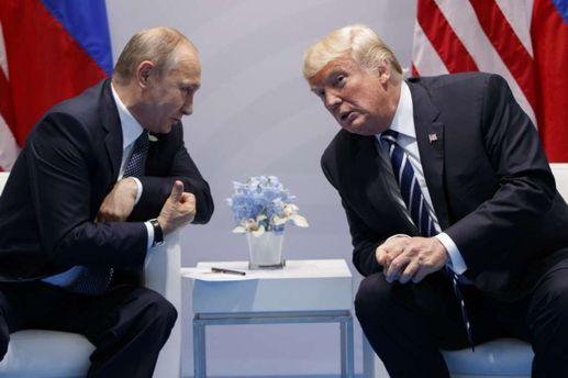 На які поступки Путіну  може погодитися Трамп?