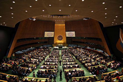 Україна вООН: Рада Безпеки нічого незробила, щоб зупинити окупацію Криму