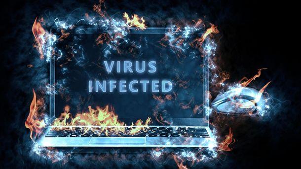 Вскоре украинские компьютеры поразит новая атака вирусом